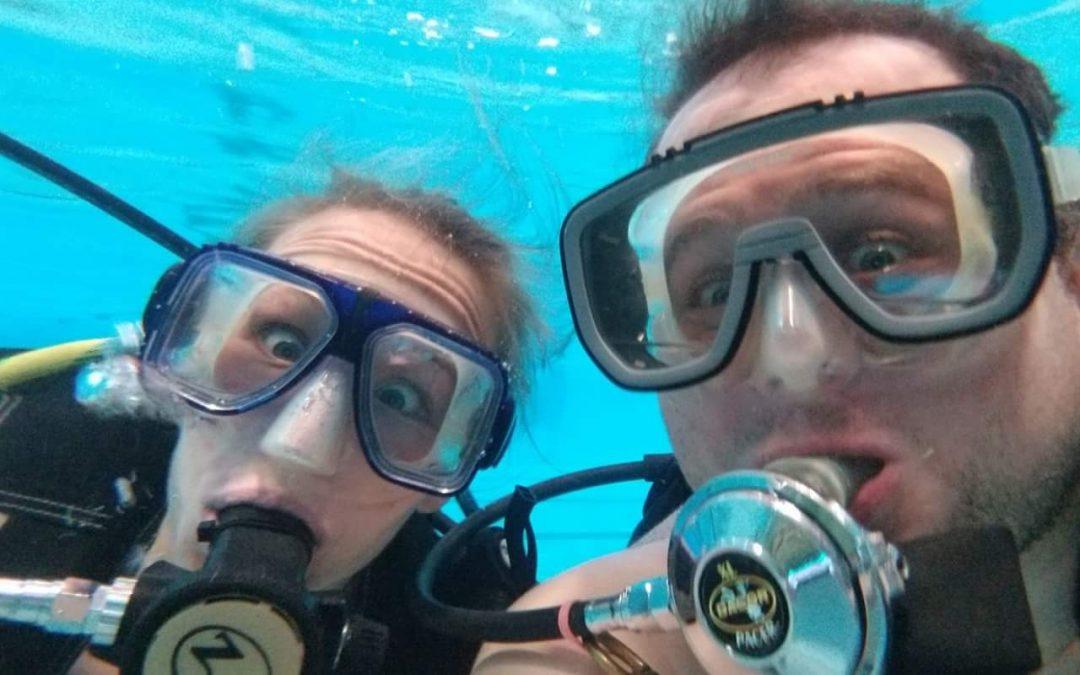 B.O.O.T.S. Goes SCUBA Diving!