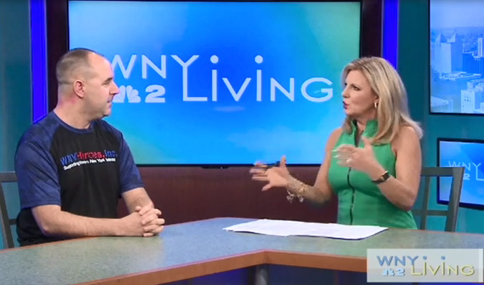 WNY Living Welcomes Eric & WNYHeroes!