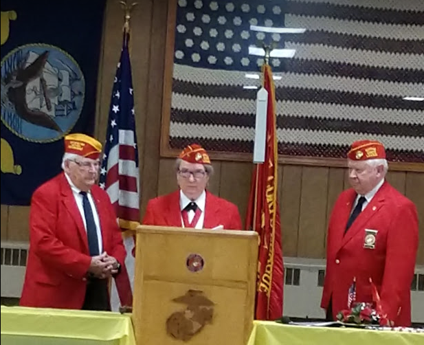 Marine Corps League Inducts Officers, Welcomes WNY Heroes, & Puts Out Call for New Members