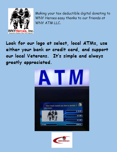 Now: Donating Made Easy at an ATM Near You!!
