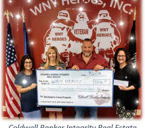 Coldwell Banker Integrity Real Estate Is There for Veterans!