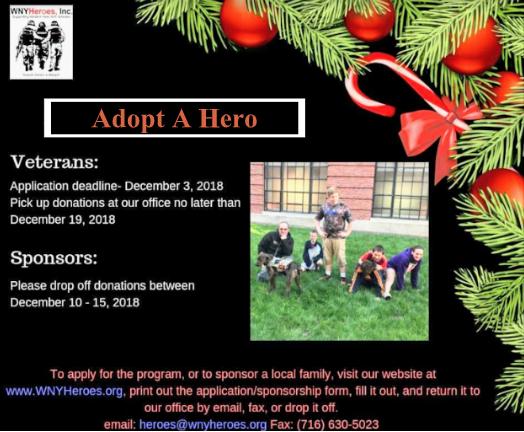 Adopt A Hero