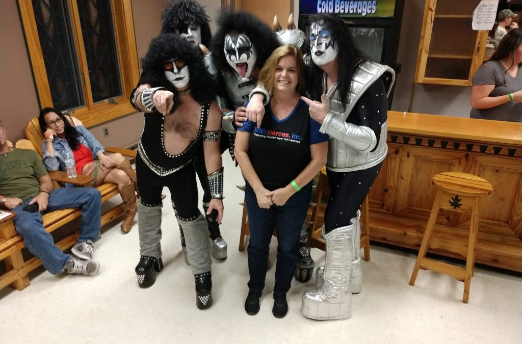 """Jams + """"KISS This"""" + WNY Heroes = Help for Veterans!"""
