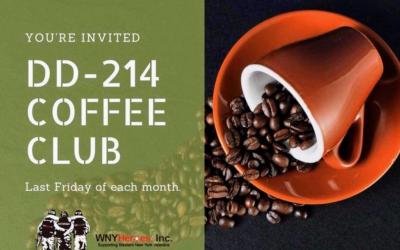 DD-214 Coffee Club Meets