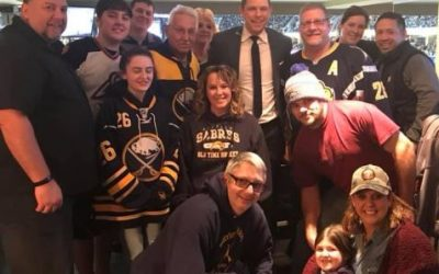 Heroes Were Highlight of Sabres Game