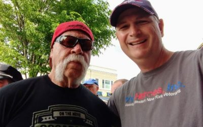 """Orange County Choppers Star Gets """"Coined"""" by WNY Heroes"""
