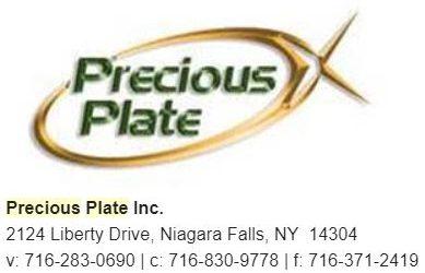 Precious Plate Comes Through Again!