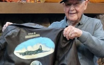 Local WW II POW Finds New & Old Friends