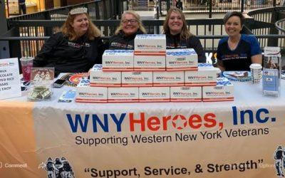 Street Team Volunteers Go into Action